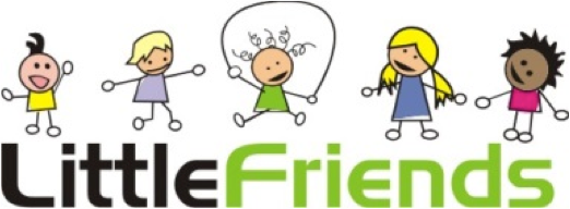 Logo - Kinderkrippe Little Friends